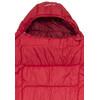 VAUDE Sioux 800 XL Syn Sleeping Bag dark indian red